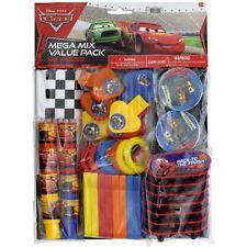 (48ct) Disney Cars Party Favor - Boys Birthday Mega Mix Value Pack