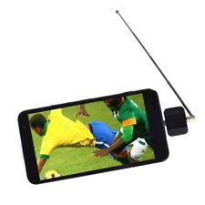 Neu Digital DVB-T2 TV Empfänger Stick USB OTG Tuner Antenne für Android Handy DE
