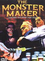 The Monster Maker  DVD  2002  J. Carrol Naish Ralph Morgan