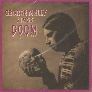 George Melly - George Melly Sings Doom (CD 2014) **NEW/SEALED**