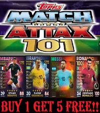 Topps Match Attax 101 ☆ ☆ ☆ Internacional de Verano mundo Star ☆ tarjetas para mujer 2019