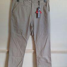 """GOOD SOULS BEIGE CARGO Trousers 38L""""BNWT"""