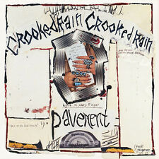 Pavement - Crooked Rain, Crooked Rain VINYL LP