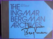 The Ingmar Bergman ARCHIVES 2008 English Taschen Verlag NEU originell eingepackt