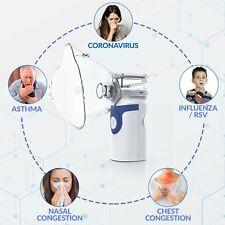 ✅Adult Kids Portable Nebulize machine handheld mesh-asthma & respiratory relief✅