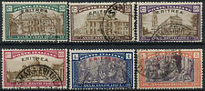 Eritrea 1925 SG#90-95 Holy Year Used Set #A92402