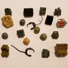 Collection Lot of 1982 1983 G.I. Joe Cobra Arah Backpacks/Helmets Etc. You Pick