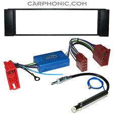 AUDI A2 A3 A4 A6 A8 TT RADIO CONCERT CHORUS ISO ADAPTER RADIOANSCHLUSS TEILAKTIV