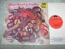 PINK FAIRIES what a bunch of sweeties POLYDOR LP 2383 132 A/1 & B/1!