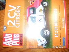 Auto Plus collection 2CV Citroen n°2 dépanneuse Cod TPV