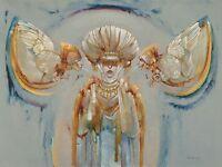 """Still Small Voices"" James Christensen Limited Edition Fine Art Giclee Print"