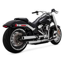 Vance & Hines Eleminator 300 Slip-Ons Satin, für Harley-Davidson Softail 18-19
