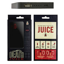 LENTE di morte death 8k MOBILE POWER Juice RAPID Battery Charger deathlens iPhone