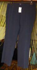 Pantalon bleu marine habillé - Kiabi - taille 46