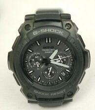 Casio G Shock MTG-1200B-1AER PREMIUM Solar Radio Controlled  Watch Free UK P&P
