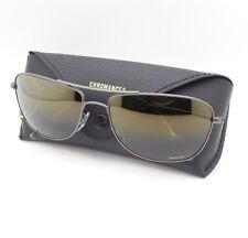 c8235d7190 Ray Ban 3543 029 6O Matte Gun Gold Mirror Polarized 59 Sunglasses New  Authentic