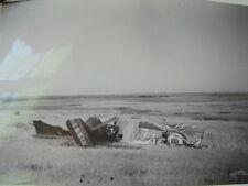 ARMEE DE L'AIR 1940 MAROC CAUDRON LUCIOLE C.270 / CRASH
