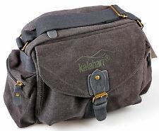 Kalahari Fototasche Molopo K-41i schwarz K41 Schultertasche für Canon Nikon Sony