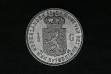 Netherlands - 1/2 gulden 1904 *scarce coin* (#28)