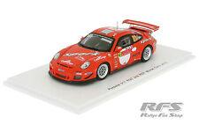 Porsche 911 997 GT3 RS 4.0 RGT - Rallye Monte Carlo 2015 - Dumas 1:43 Spark 4518