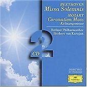 Beethoven: Missa Solemnis; Mozart: Coronation Mass (1996)