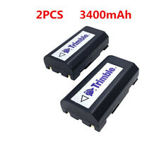 2 Pcs 3400mah 74v Battery 54344 For Trimble 5700 5800 R8 R7 High Quality