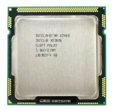 Intel Xeon X3480 3.06GHz/8M 4 Core 8 Threads LGA 1156 CPU ( Better than i7 880 )