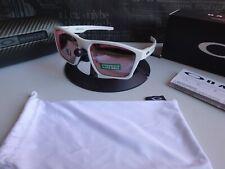 Oakley Targetline Polished White Prizm Dark Golf NIB