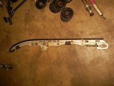 1997 skidoo mach 1 z f chassis sc10 right side rear suspension rail