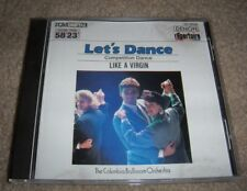 Let's Dance: Competition Dance (Like a Virgin)