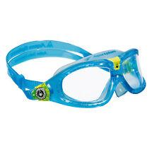 Aqua Sphere Enfants Natation Seal Kid 2.0 Transparent disques Bleu