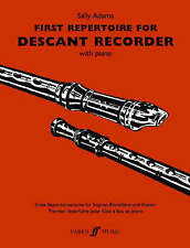 Second Book of Descant Solos: (complete) by Faber Music Ltd (Paperback, 1984)