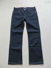 Levi 's ® 627 straight jeans pantalon w 34/L 30, comme neuf! High waist, Indigo Denim!