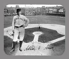 Item#2507 Cap Anson  Chicago Cubs Facsimile Autographed Mouse Pad