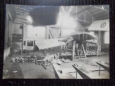RARA LIDO VENEZIA AVIAZIONE FOTO 1916  PROVE  ROTTURA IDROVOLANTE S.ANDREA 1916