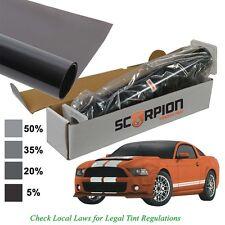 "Scorpion ES20B24 Window Tint Entro Series 1 Ply 20% 24"" X 100' Roll"
