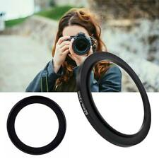 62mm-77mm 62-77 mm 62 to 77 Step Up Ring Filter Adapter black I9K1
