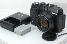 Canon PowerShot G1 X 14.3MP Digital Camera - Black [Excellent+++] from japan