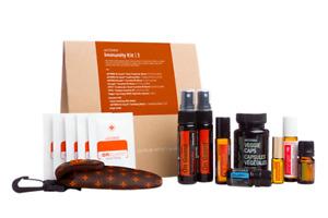 Doterra Immunity Wellness Program Kit 3 On Guard products Frankincense Oregano