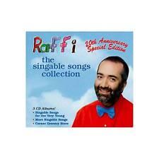 Singable Songs Collection 3 Disc Set Raffi 1998 CD