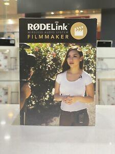 RODE Microphones - RODELink Filmmaker Kit - Rode Audio System