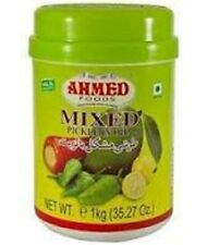 Ahmed Mixed Pickle 1kg Pack of 1 & 2