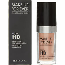 MAKE UP FOR EVER ULTRA HIGH DEFINITION HD FOUNDATION INVISIBLE COVER 107 = R240