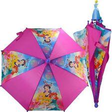 """New Arrive Disney Princess Umbrella 20""""-3D Handle-Pink"""