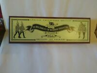 britains  India1st Regiment Of Bombay Infantry soldiers .mint