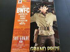 Dragon Ball Z BWFC WORLD FIGURE COLOSSEUM 2 Son Goku Gokou Color Figure