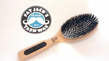 Kent PF07 Pure Bristle Brush - Oval Paddle - For Straightening & Smoothing CHEAP
