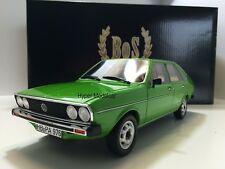 BoS Models 1/18 Volkswagen Passat TS 1973 Green Art. BOS010
