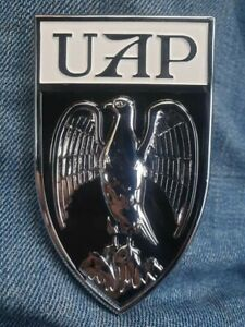 DACIA BADGE Emblem For Dacia 1300, 1310, Relault 12 + Denem,  , Vultur mare UAP