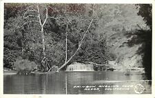 Frashers RPPC Postcard; Rainbow Angling Club, Azusa CA Fishing Pool, Unposted
